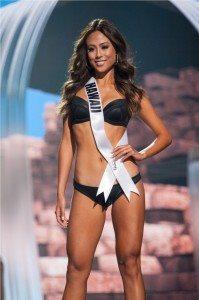 Julie Kuo, Miss Hawaii USA 2017