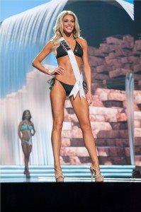 Kelsey Weier, Miss Iowa USA 2017