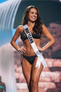 Adrianna David, Miss Maryland USA 2017