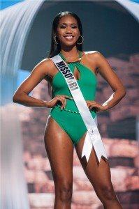 Bayleigh Dayton, Miss Missouri USA 2017