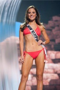 Sarah Mousseau, Miss New Hampshire USA 2017