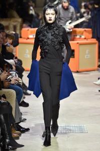 Paris Fashion Week -Yang Li Runway Show Fall Winter 2018 Womenswear 47