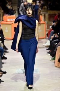 Paris Fashion Week -Yang Li Runway Show Fall Winter 2018 Womenswear 11