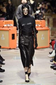 Paris Fashion Week -Yang Li Runway Show Fall Winter 2018 Womenswear 21