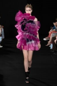 Yumi Katsura FW19 Couture Show