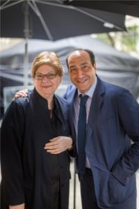 Donna De Salvo, Alberto 'Tico' Mugrabi