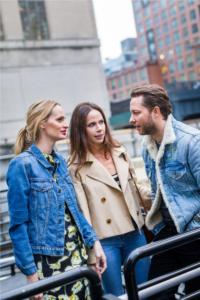 Lauren Santo Domingo, Barbara Bush, Derek Blasberg