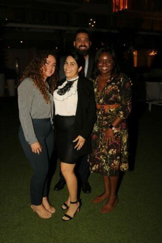 Tashalee, Olivia, Katherine, Daniel