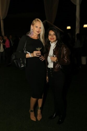 Jacqueline Coleman, Karina Castrio