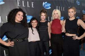 Elle's Women in Comedy event presented by Secret 5