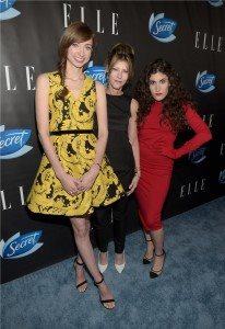 Elle's Women in Comedy event presented by Secret 17