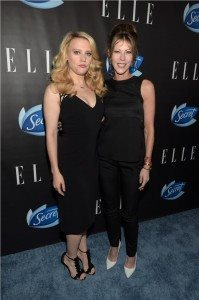 Elle's Women in Comedy event presented by Secret 25