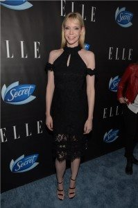 Elle's Women in Comedy event presented by Secret 33