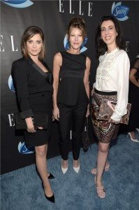 Elle's Women in Comedy event presented by Secret 35