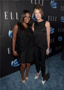 Elle's Women in Comedy event presented by Secret 11