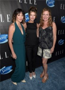 Elle's Women in Comedy event presented by Secret 1