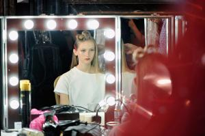 Backstage at Paris Fashion Week Couture 1
