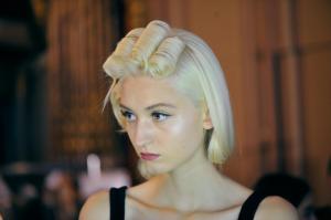 Backstage at Paris Fashion Week Couture 15