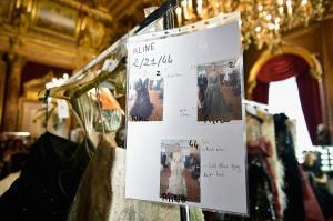 Backstage at Paris Fashion Week Couture 37