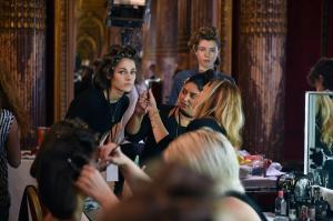 Backstage at Paris Fashion Week Couture 49