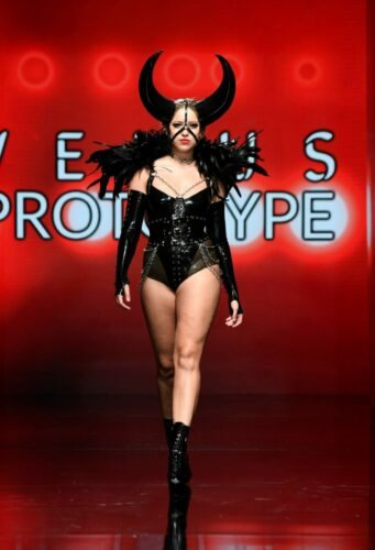 Venus Prototype Spring Summer Collection At Los Angeles Fashion Week 2020